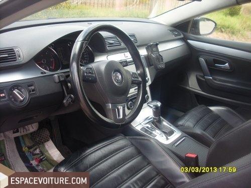 volkswagen passat cc 2008 diesel voiture d 39 occasion casablanca prix 255 000 dhs. Black Bedroom Furniture Sets. Home Design Ideas