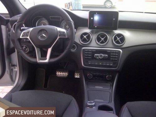 Mercedes cla prix maroc occasion