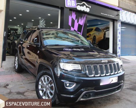 grand cherokee occasion casablanca jeep grand cherokee. Black Bedroom Furniture Sets. Home Design Ideas