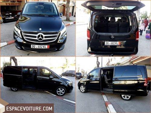 Classe v Mercedes-benz