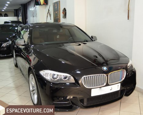 bmw m5 2013 diesel voiture d 39 occasion casablanca prix 620 000 dhs. Black Bedroom Furniture Sets. Home Design Ideas