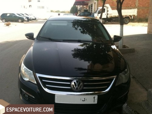 volkswagen passat cc occasion fes diesel prix 280 000 dhs r f fes1128. Black Bedroom Furniture Sets. Home Design Ideas