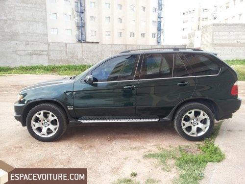bmw x5 2003 diesel voiture d 39 occasion agadir prix 200 000 dhs. Black Bedroom Furniture Sets. Home Design Ideas