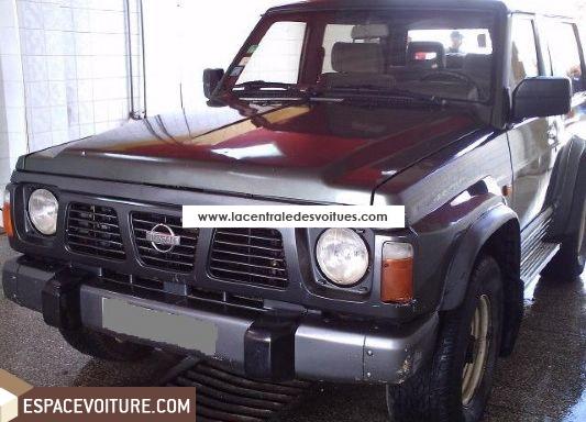 Nissan Patrol Gr Occasion 224 Agadir Diesel Prix 80 000 Dhs