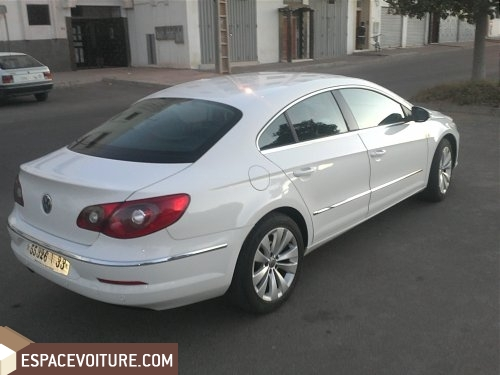 volkswagen passat cc occasion agadir diesel prix 270 000 dhs r f agr836. Black Bedroom Furniture Sets. Home Design Ideas