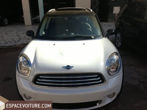 mini countryman 2013 diesel voiture d 39 occasion casablanca prix 380 000 dhs. Black Bedroom Furniture Sets. Home Design Ideas