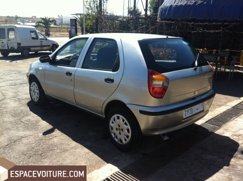 Fiat palio occasion mohammedia diesel prix 65 000 dhs r f moa461 - Mets une alarme ...