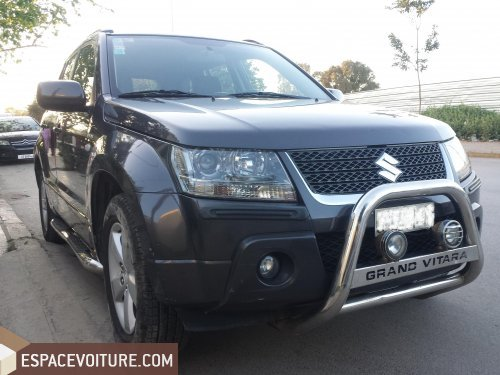 suzuki grand vitara 2009 diesel voiture d 39 occasion sale prix 150 000 dhs. Black Bedroom Furniture Sets. Home Design Ideas