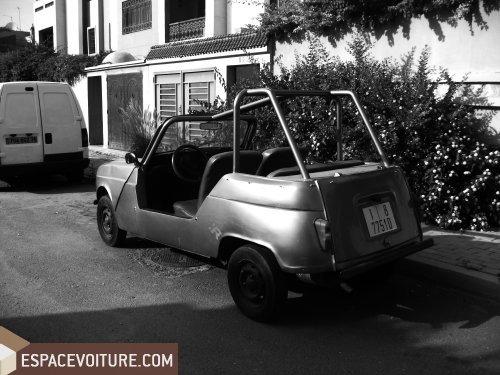 renault 4l 1985 essence voiture d 39 occasion marrakech prix 25 000 dhs. Black Bedroom Furniture Sets. Home Design Ideas