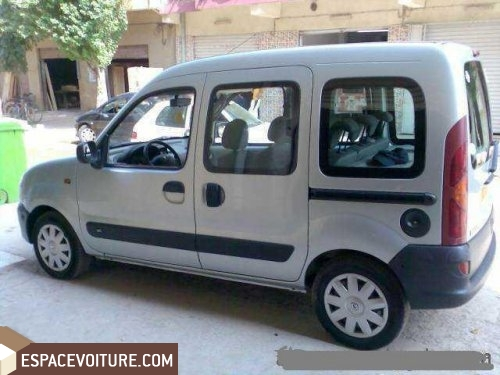 renault kangoo occasion rabat diesel prix 113 000 dhs r f rat5332. Black Bedroom Furniture Sets. Home Design Ideas