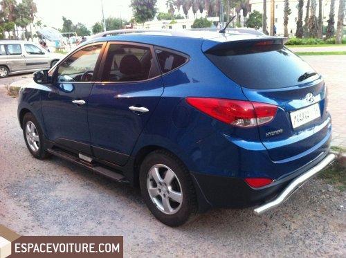 Modele Cuisine Gris Anthracite : vendre Hyundai IX 35 ,4X4 modèle 2010 , Peinture originale , toute