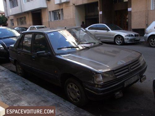 peugeot 309 1993 diesel voiture d 39 occasion casablanca prix. Black Bedroom Furniture Sets. Home Design Ideas