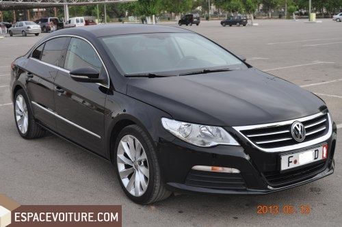 volkswagen passat cc occasion fes diesel prix 175 000 dhs r f fes1608. Black Bedroom Furniture Sets. Home Design Ideas