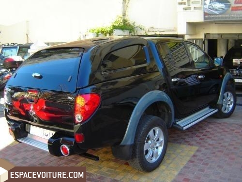 mitsubishi l200 occasion tanger diesel prix 250 000 dhs r f tar394. Black Bedroom Furniture Sets. Home Design Ideas