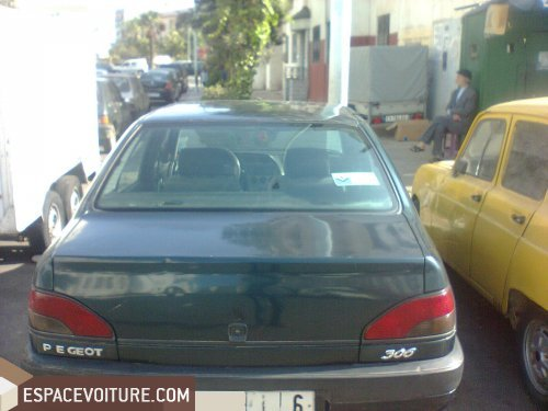 peugeot 306 1996 essence voiture d 39 occasion casablanca prix 31 000 dhs. Black Bedroom Furniture Sets. Home Design Ideas