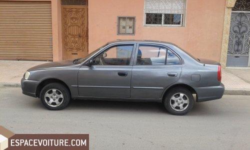 Accent Hyundai