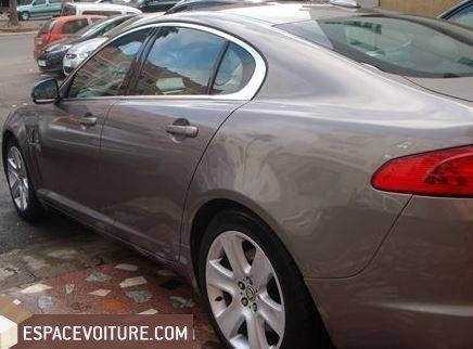 jaguar xf occasion casablanca diesel prix 330 000 dhs. Black Bedroom Furniture Sets. Home Design Ideas