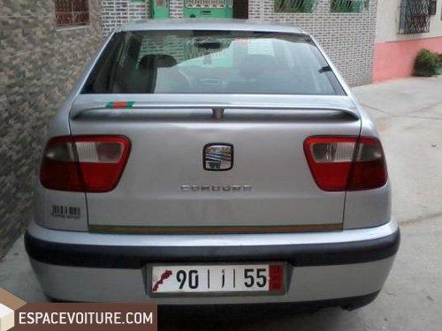 seat cordoba 2000 diesel voiture d 39 occasion tanger prix 65 000 dhs. Black Bedroom Furniture Sets. Home Design Ideas