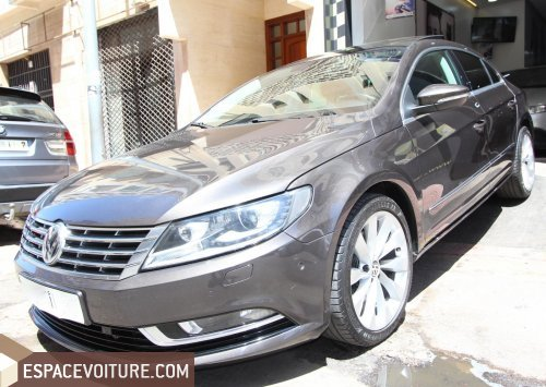 volkswagen passat cc 2013 diesel voiture d 39 occasion casablanca prix 255 000 dhs. Black Bedroom Furniture Sets. Home Design Ideas