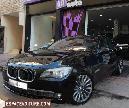 Serie 7 BMW