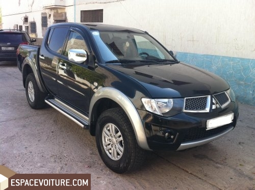 mitsubishi l200 occasion agadir diesel prix 220 000 dhs r f agr1188. Black Bedroom Furniture Sets. Home Design Ideas