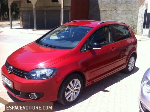 volkswagen golf plus 2011 diesel voiture d 39 occasion kenitra prix 220 000 dhs. Black Bedroom Furniture Sets. Home Design Ideas