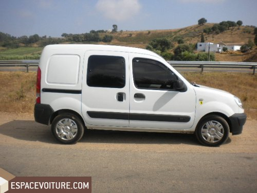 renault kangoo occasion tanger diesel prix 120 000 dhs r f tar1704. Black Bedroom Furniture Sets. Home Design Ideas