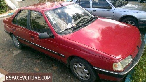 405 Peugeot