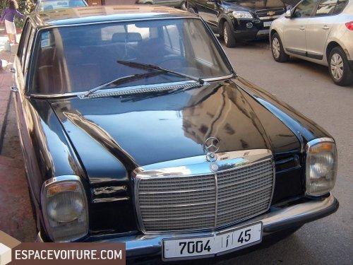 mercedes benz 240 occasion sale diesel prix 65 000 dhs r f sae936. Black Bedroom Furniture Sets. Home Design Ideas