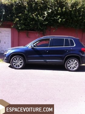 volkswagen tiguan occasion casablanca diesel prix 390 000 dhs r f caa10346. Black Bedroom Furniture Sets. Home Design Ideas