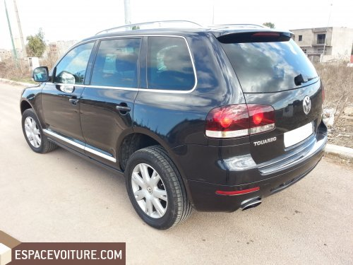 volkswagen touareg 2008 diesel voiture d 39 occasion casablanca prix 285 000 dhs. Black Bedroom Furniture Sets. Home Design Ideas