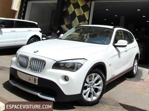 bmw x1 occasion casablanca diesel prix 210 000 dhs r f caa24165. Black Bedroom Furniture Sets. Home Design Ideas