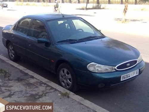 ford mondeo 1998 essence voiture d 39 occasion sale prix 33 000 dhs. Black Bedroom Furniture Sets. Home Design Ideas