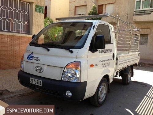 Hyundai h100 prix maroc