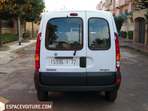 voiture renault kangoo a vendre. Black Bedroom Furniture Sets. Home Design Ideas