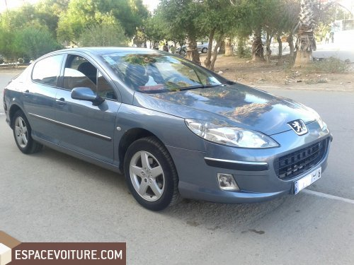 peugeot 407 occasion kenitra diesel prix 96 000 dhs r f kea903. Black Bedroom Furniture Sets. Home Design Ideas