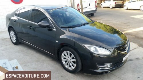 mazda 6 occasion casablanca essence prix 75 000 dhs r f caa22979. Black Bedroom Furniture Sets. Home Design Ideas