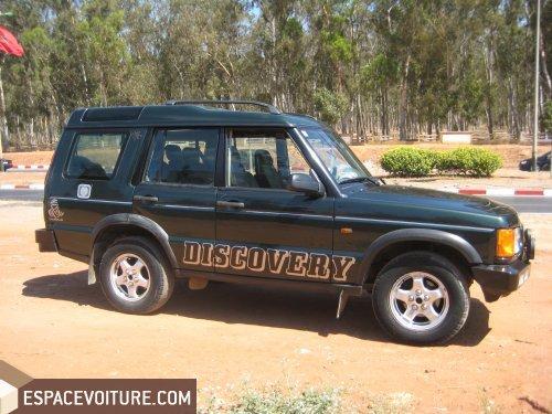 land rover discovery occasion rabat diesel prix 140 000 dhs r f rat7605. Black Bedroom Furniture Sets. Home Design Ideas