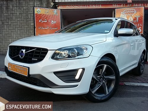 volvo xc60 2014 diesel voiture d 39 occasion tanger prix 249 000 dhs. Black Bedroom Furniture Sets. Home Design Ideas