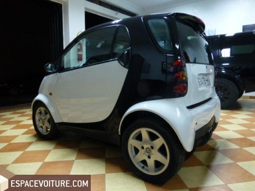 fortwo occasion à marrakech, smart fortwo essence prix 69 000 dhs