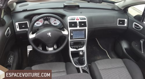 Peugeot 206 prix maroc occasion
