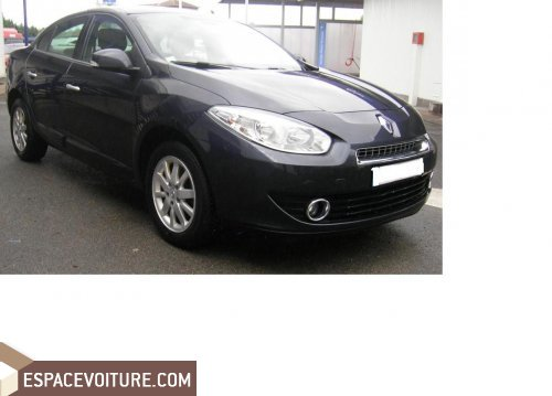 renault fluence 2010 diesel voiture d 39 occasion casablanca prix 130 000 dhs. Black Bedroom Furniture Sets. Home Design Ideas