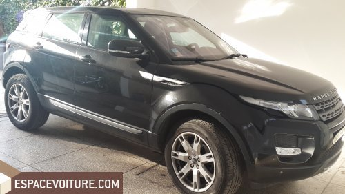 land rover range rover evoque occasion casablanca. Black Bedroom Furniture Sets. Home Design Ideas