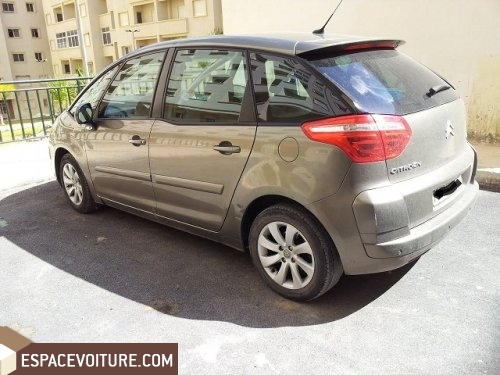 citroen c4 picasso occasion tanger diesel prix 180 000 dhs r f tar778. Black Bedroom Furniture Sets. Home Design Ideas