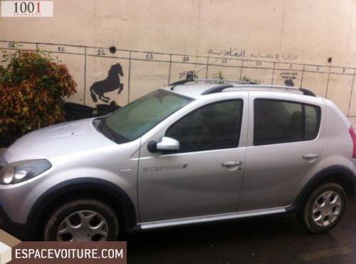 dacia sandero 2011 diesel voiture d u0026 39 occasion  u00e0 casablanca