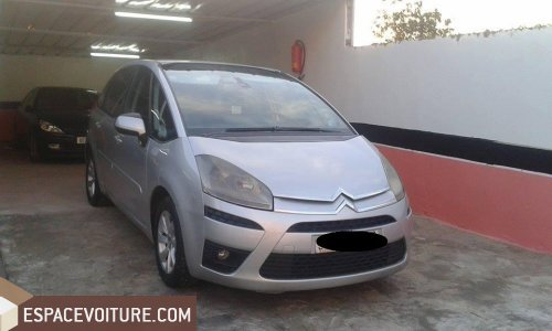 citroen c4 picasso 2008 diesel voiture d 39 occasion casablanca prix 105 000 dhs. Black Bedroom Furniture Sets. Home Design Ideas