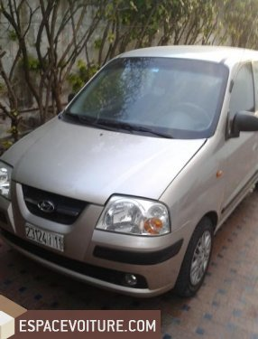 hyundai atos prime 2007 essence voiture d 39 occasion. Black Bedroom Furniture Sets. Home Design Ideas