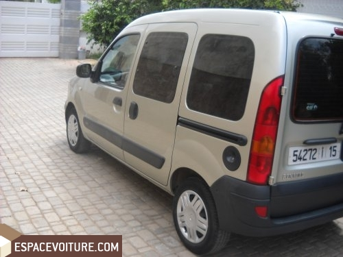 renault kangoo occasion fes diesel prix 97 000 dhs r f fes582. Black Bedroom Furniture Sets. Home Design Ideas