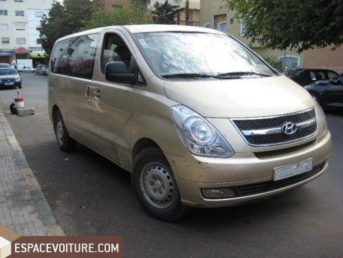 Hyundai h1 9 places occasion