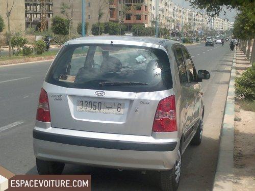 hyundai atos prime 2005 essence voiture d u0026 39 occasion casablanca prix 37 000 dhs